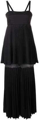 Couture Atu Body Nightfall pleated dress