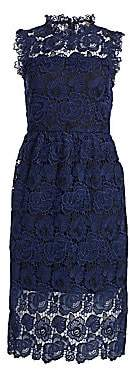 Kate Spade Women's Lace Sheath Dress
