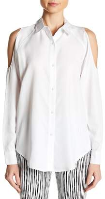 Insight Tencel Cold Shoulder Shirt