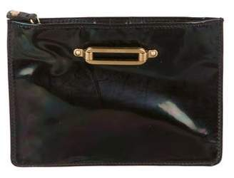 Jimmy Choo Patent Leather Pouch