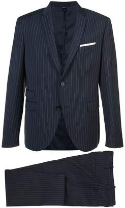 Neil Barrett pinstripe two piece suit