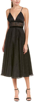 Jay Godfrey Midi Dress