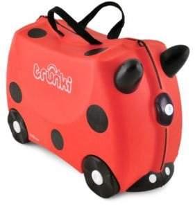 Trunki Ride-On Suitcase Harley Ladybug