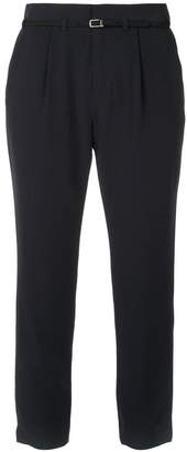 GUILD PRIME belted tailored trousers