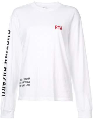 RtA Cruz longsleeved T-shirt