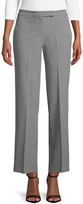 Kasper Suits Stretch Pull-On Pants