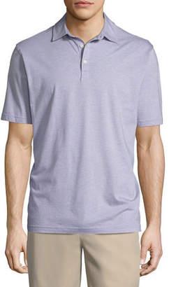 Peter Millar Crown Soft Stripe Polo Shirt
