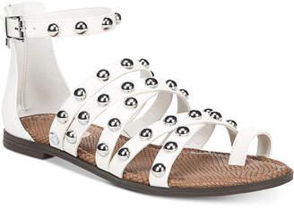 Sam Edelman Carla Flat Sandals Women Shoes
