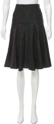 Diane von Furstenberg Baltic Wellington Knee-Length Skirt