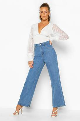fd78743ecf4b boohoo Relaxed Jeans For Women - ShopStyle Australia