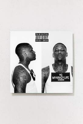 Urban Outfitters YG - My Krazy Life 2XLP