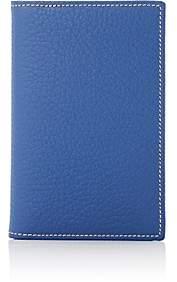 Barneys New York Men's Folding Card Case-Cobalt Blue