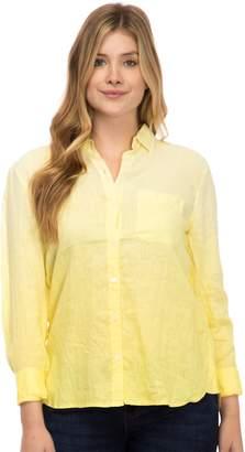 Izod Women's Weekend Linen-Blend Shirt