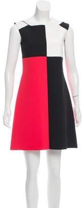 Chiara Boni Emma Colorblock Dress w/ Tags