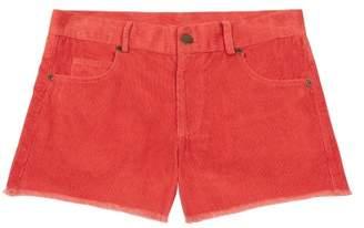 Polder Sale - Light Velvet Shorts