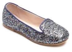 Bloch Kid's Glitter Flats