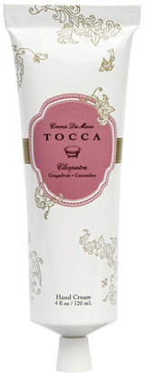 Tocca Cleopatra Luxe Hand Cream, 4.0 oz./ 118 mL