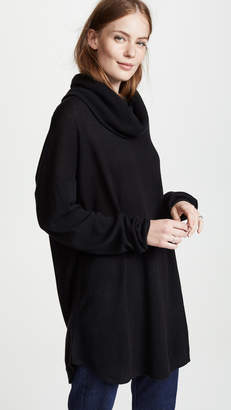 Arianne M.PATMOS Cashmere Funnel Neck Pullover