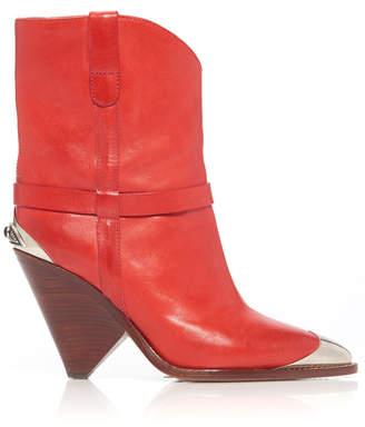 Isabel Marant Lamsy Calfskin Boots