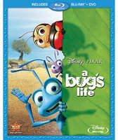 Disney A Bug's Life - 2-Disc Blu-ray Combo Pack
