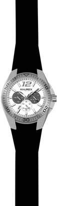 Haurex Italy Men's 3A384UWG Speed Chronograph Watch