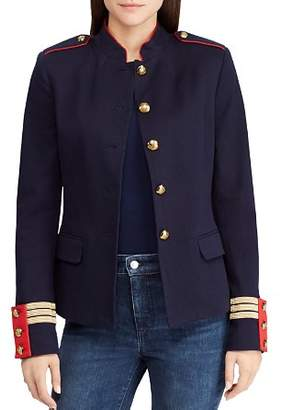Ralph Lauren Slim Military Jacket