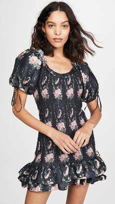 LoveShackFancy Violet Dress