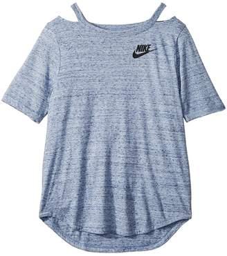 Nike NSW Short Sleeve Top Girl's Clothing