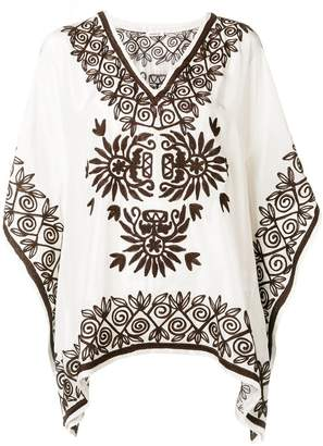 P.A.R.O.S.H. embroidered tunic