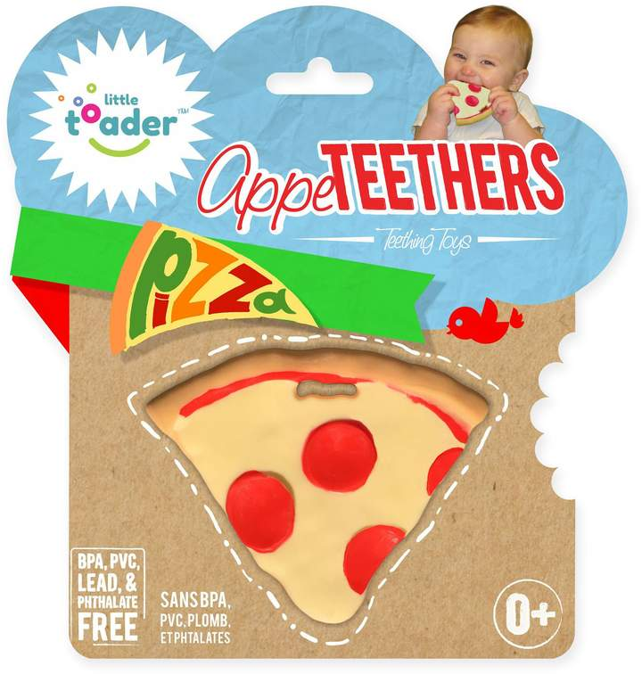 Little Toader AppeTEETHERS Pizza