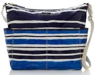 Kate Spade Daycation Serena Baby Bag Capri Stripe Blue Diaper Bag by New York