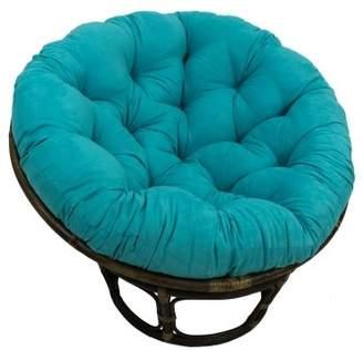 Beachcrest Home Decker Papasan Chair