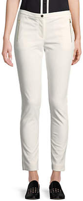 Calvin Klein Slim-Fit Crepe Pants