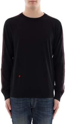 Christian Dior Black Wool Sweatshirt