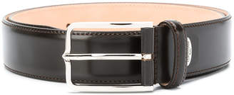 Corneliani classic buckled belt