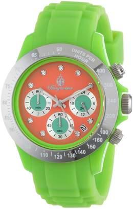 Burgmeister Women's BM514-990E Florida Analog Chronograph Watch