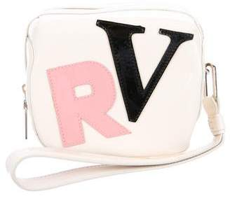 Roger Vivier Patent Leather Wristlet