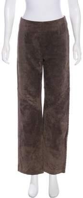 Philosophy di Alberta Ferretti Mid-Rise Wide-Leg Pants