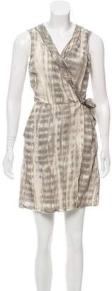 Calypso Tie-Dye Mini Dress