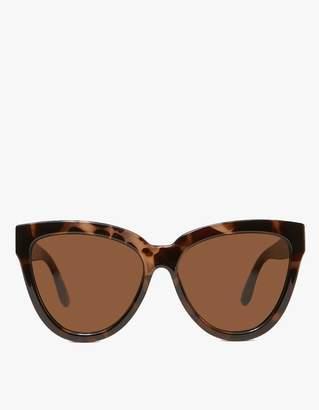Liar Liar Sunglasses in Volcanic Tort $59 thestylecure.com