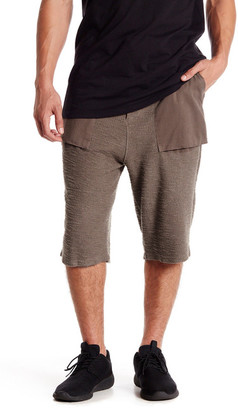 Drifter Wells French Terry Short $165 thestylecure.com