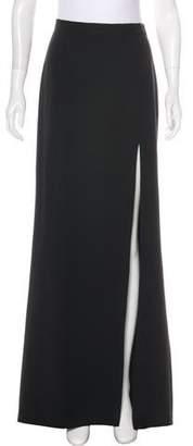 J. Mendel Silk Maxi Skirt