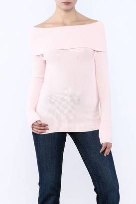 Do & Be Off Shoulder Sweater $37.99 thestylecure.com