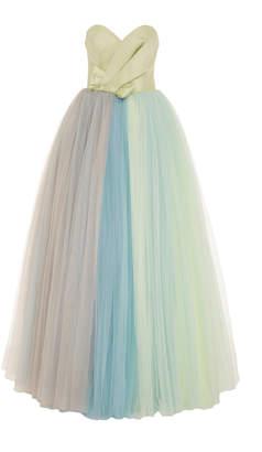 Viktor & Rolf Rainbow Tulle Gown