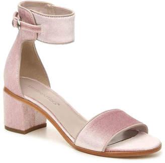 Bernardo Blythe Velvet Sandal - Women's