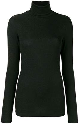 Dondup long turtle neck sweater
