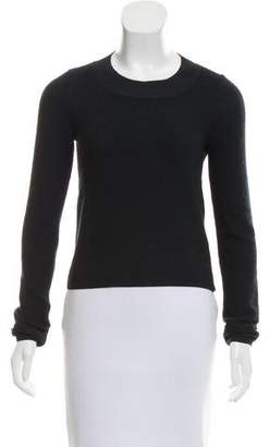 Lemaire Wool Crew Neck Sweater