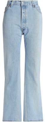Levi's Re/Done By High-Rise Flared Jeans