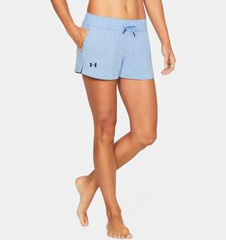 Under Armour Women's Athlete Recovery Ultra Comfort Sleepwear Shorts