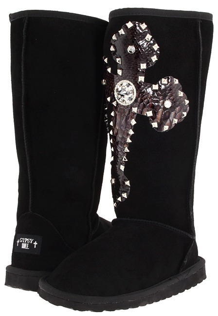 Gypsy SOULE Recoil Boot (Black) - Footwear